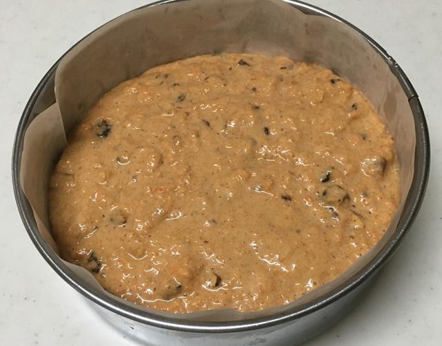 キャロットケーキレシピ3